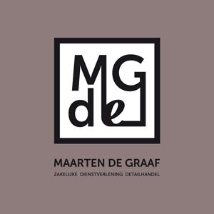 logo ontwerp voor Maarten de Graaf